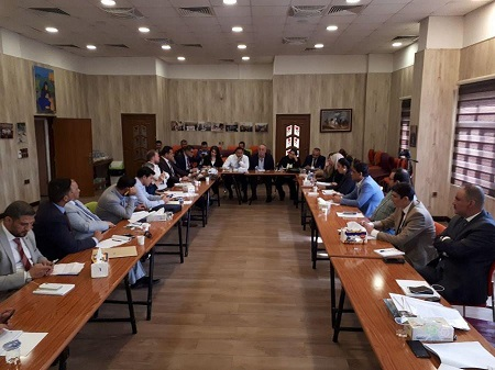 Tammuz Organization Participates in Dialogue Session on Information Crimes Draft Law