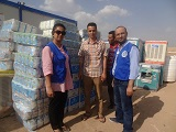 Aids for our IPDs families from Nineveh Province